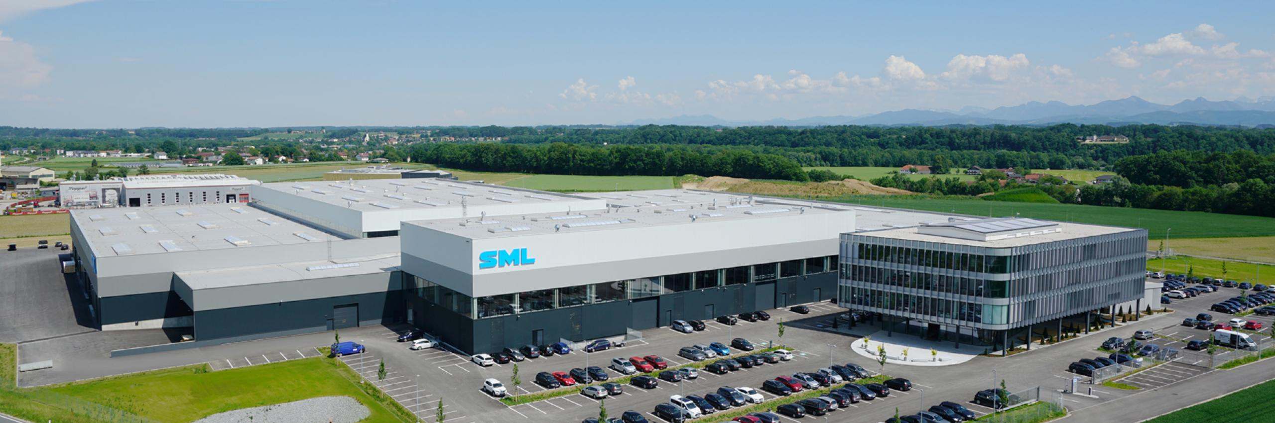 SML Headquarters Redlham, Austria
